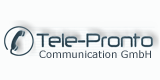 Logo von Tele-Pronto Communication GmbH