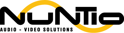 Logo von NUNTIO Audio-Video Solutions GmbH